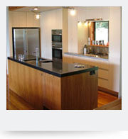 Marlborough Sound Kitchen