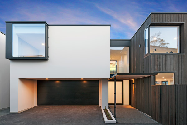 Borrmeister Architects Christchurch New Zealand Contemporary